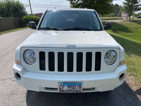 2010 Jeep Patriot for sale at Luxury Cars Xchange in Lockport IL