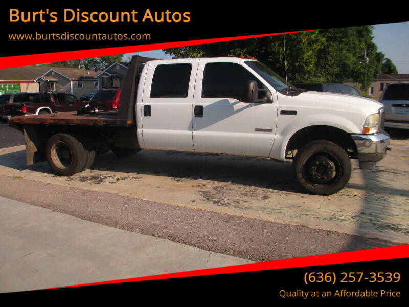 2004 Ford F-550 Super Duty for sale at Burt's Discount Autos in Pacific MO