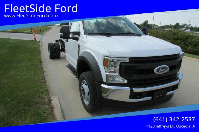 2020 Ford F-600 Super Duty for sale in Osceola, IA