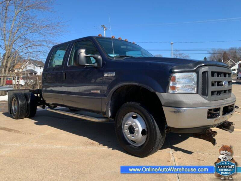 2005 Ford F-350 Super Duty for sale at IMPORTS AUTO GROUP in Akron OH