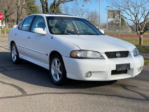 2003 Nissan Sentra for sale at Choice Motor Car in Plainville CT
