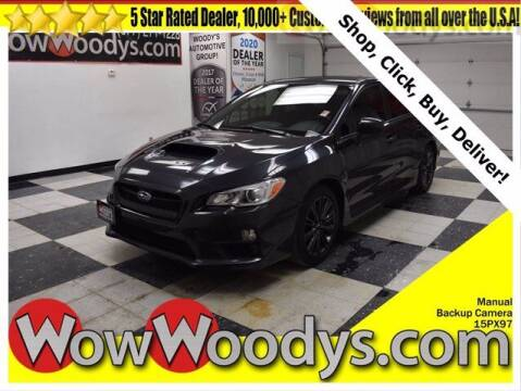 2015 Subaru WRX for sale at WOODY'S AUTOMOTIVE GROUP in Chillicothe MO