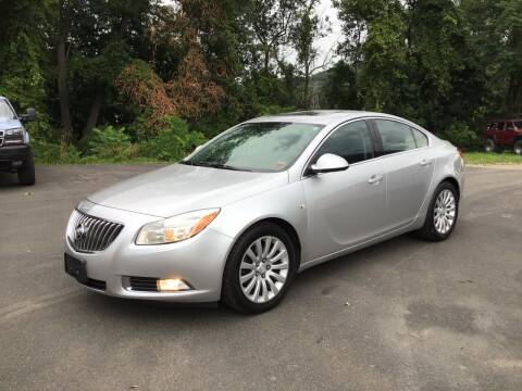 2011 Buick Regal for sale at AFFORDABLE AUTO SVC & SALES in Bath NY