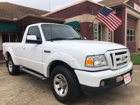 2006 Ford Ranger for sale at Firestation Auto Center in Tyler TX