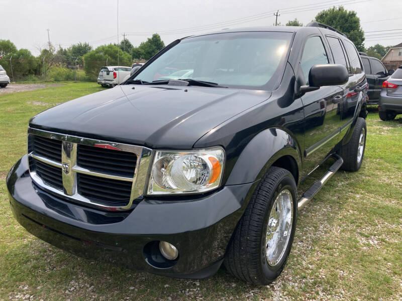 2008 Dodge Durango for sale at Discount Auto Mart LLC in Houston TX