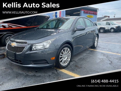 2013 Chevrolet Cruze for sale at Kellis Auto Sales in Columbus OH