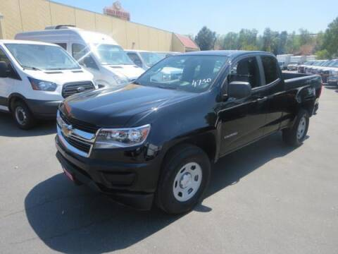 2017 Chevrolet Colorado for sale at Norco Truck Center in Norco CA