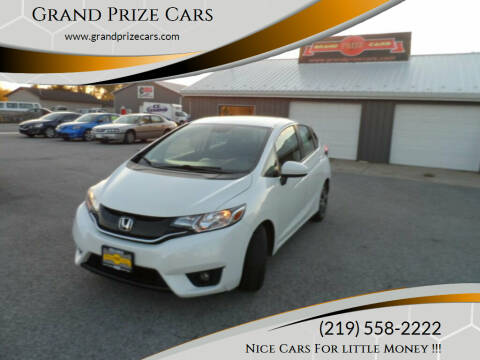 2015 Honda Fit for sale at Grand Prize Cars in Cedar Lake IN