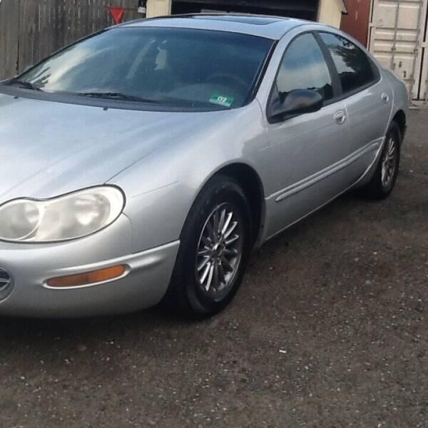 2000 Chrysler Concorde for sale at Lance Motors in Monroe Township NJ