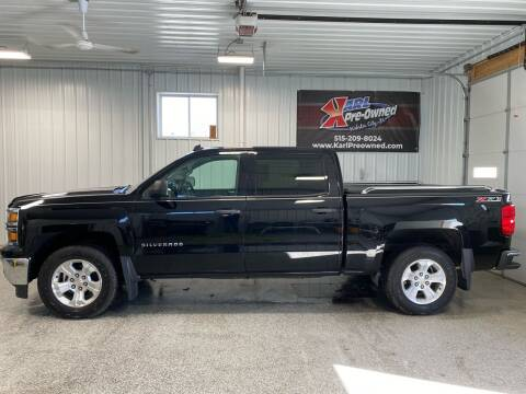 2014 Chevrolet Silverado 1500 for sale at Karl Pre-Owned - Webster City in Webster City IA