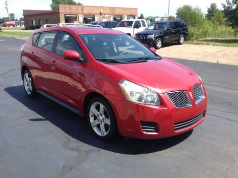 2009 Pontiac Vibe for sale at Bruns & Sons Auto in Plover WI
