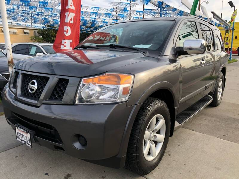 2011 Nissan Armada for sale at Plaza Auto Sales in Los Angeles CA