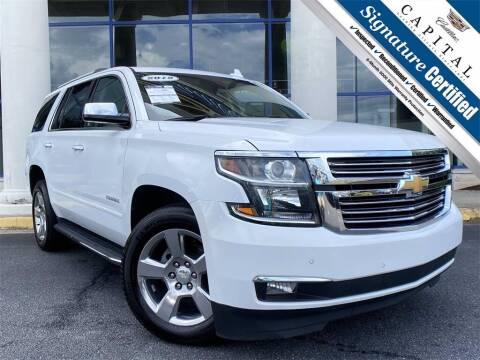 2018 Chevrolet Tahoe for sale at Southern Auto Solutions - Capital Cadillac in Marietta GA