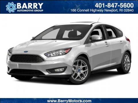 2015 Ford Focus for sale at BARRYS Auto Group Inc in Newport RI