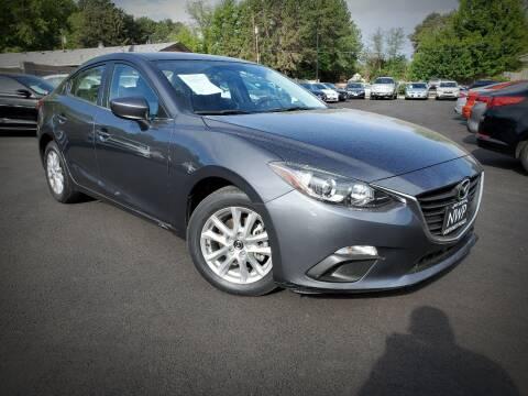 2016 Mazda MAZDA3 for sale at Northwest Premier Auto Sales in West Richland And Kennewick WA