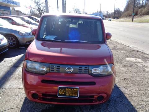 2009 Nissan cube for sale at Ideal Cars in Hamilton OH