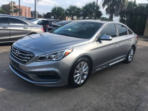 2016 Hyundai Sonata for sale at Discount Auto Company in Houston TX