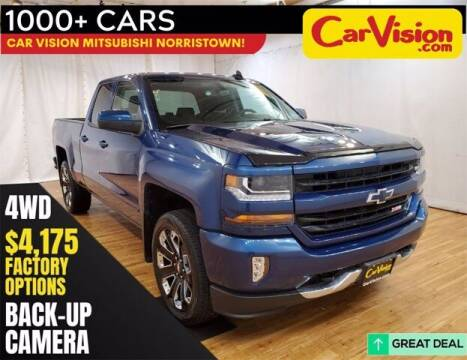 2016 Chevrolet Silverado 1500 for sale at Car Vision Buying Center in Norristown PA