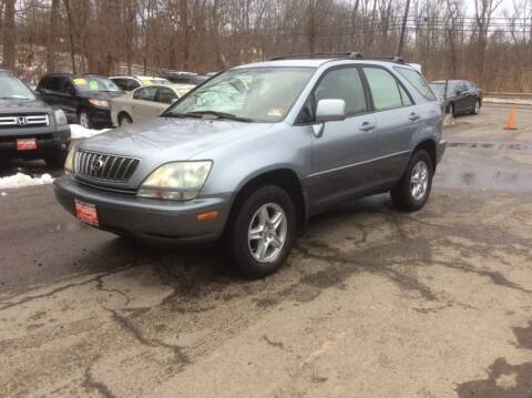 2002 Lexus RX 300 for sale at East Coast Motors in Lake Hopatcong NJ