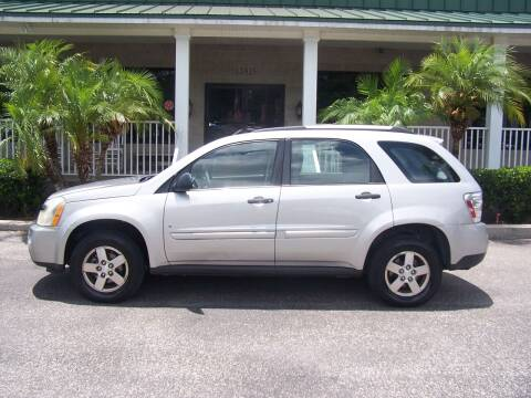 2008 Chevrolet Equinox for sale at Thomas Auto Mart Inc in Dade City FL
