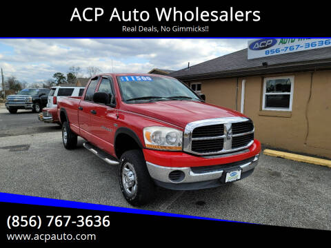 2006 Dodge Ram Pickup 2500 for sale at ACP Auto Wholesalers in Berlin NJ