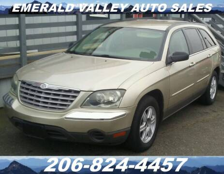 2005 Chrysler Pacifica for sale at Emerald Valley Auto Sales in Des Moines WA