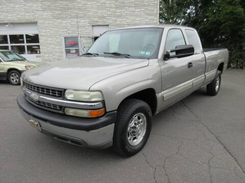 1999 Chevrolet Silverado 2500 for sale at BOB & PENNY'S AUTOS in Plainville CT