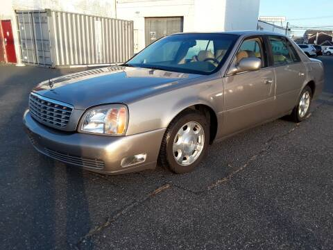 2002 Cadillac DeVille for sale at Autos Under 5000 + JR Transporting in Island Park NY