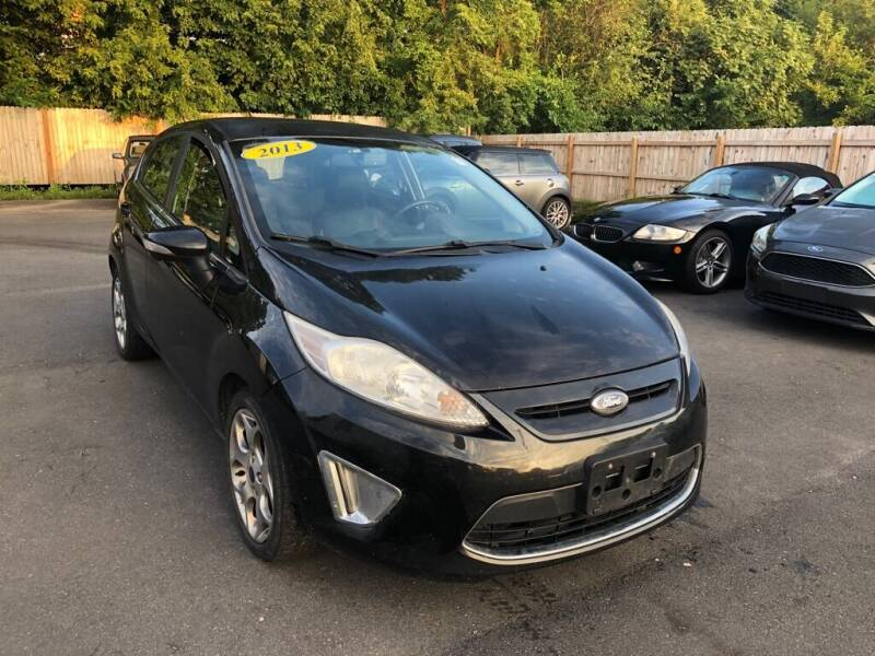 2013 Ford Fiesta for sale at Auto Revolution in Charlotte NC