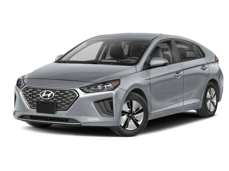 2022 Hyundai Ioniq Hybrid for sale at Shults Hyundai in Lakewood NY