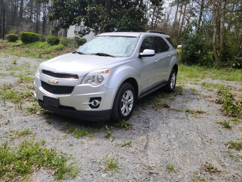 2013 Chevrolet Equinox for sale at Cumberland Used Auto Parts in Marietta GA