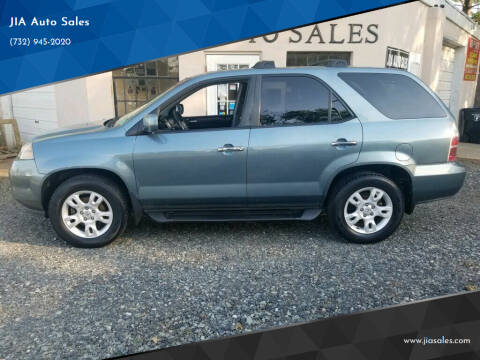2006 Acura MDX for sale at JIA Auto Sales in Port Monmouth NJ