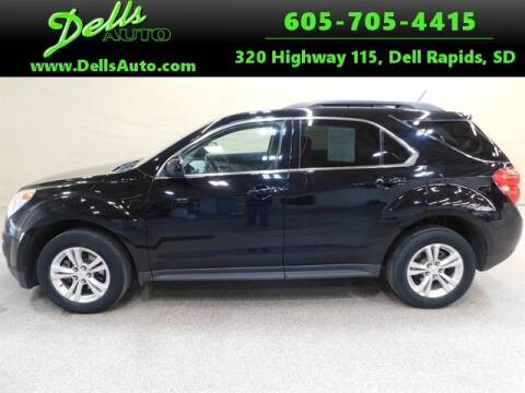 2015 Chevrolet Equinox for sale at Dells Auto in Dell Rapids SD