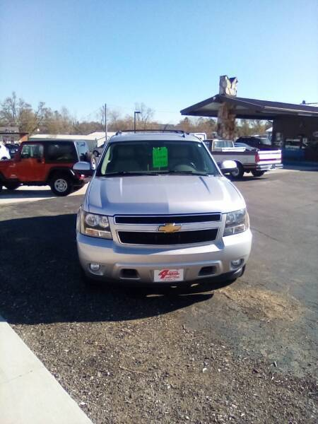 2013 Chevrolet Suburban for sale at Four Guys Auto in Cedar Rapids IA