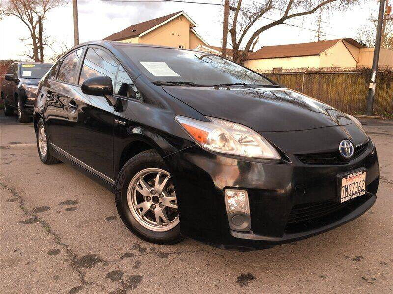 2010 Toyota Prius for sale at Stunning Auto in Sacramento CA