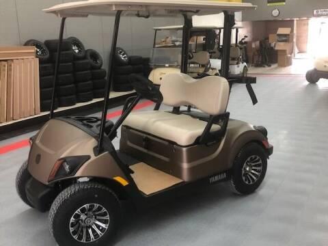 2022 Yamaha QuieTech PTV Gas Golf Car for sale at Curry's Body Shop in Osborne KS