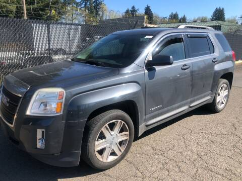 2010 GMC Terrain for sale at Blue Line Auto Group in Portland OR