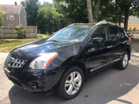 2013 Nissan Rogue for sale at J's Auto Exchange in Derry NH