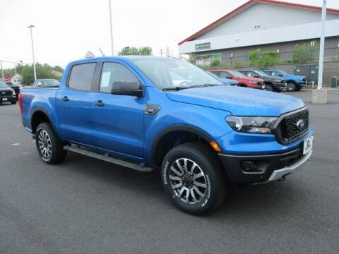 2021 Ford Ranger for sale at MC FARLAND FORD in Exeter NH