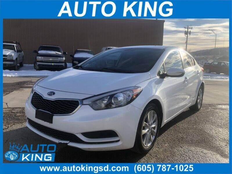 2014 Kia Forte for sale at Auto King in Rapid City SD