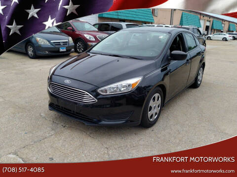 2015 Ford Focus for sale at Frankfort Motorworks in Frankfort IL