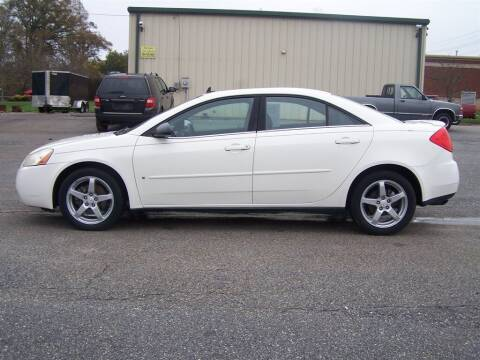 2008 Pontiac G6 for sale at Darin Grooms Auto Sales in Lincolnton NC
