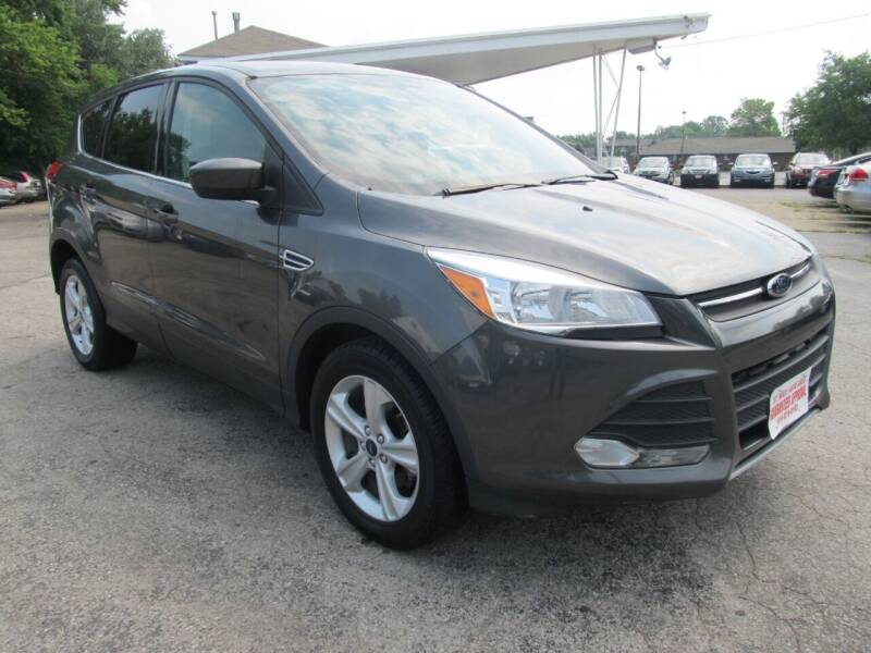2015 Ford Escape for sale at St. Mary Auto Sales in Hilliard OH