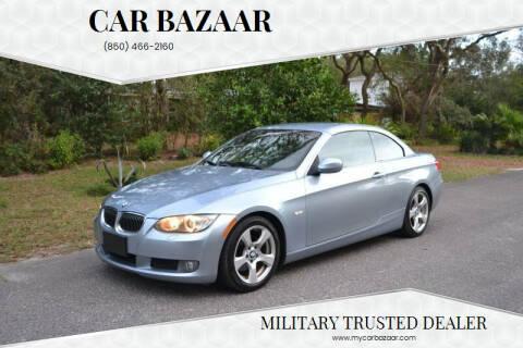 2010 BMW 3 Series for sale at Car Bazaar in Pensacola FL