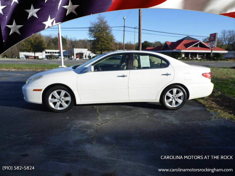2005 Lexus ES 330 for sale at Carolina Motors at the Rock - Carolina Motors-Thomasville in Thomasville NC