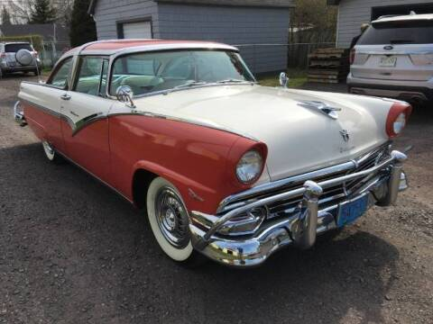 1956 Ford Crown Victoria for sale at Classic Car Deals in Cadillac MI