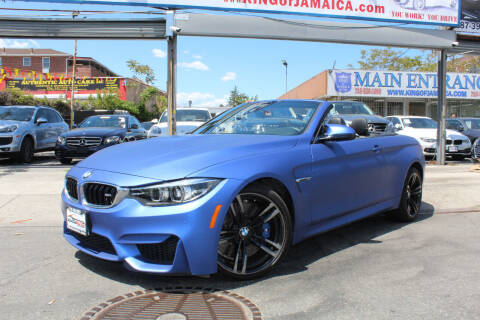 2018 BMW M4 for sale at MIKEY AUTO INC in Hollis NY