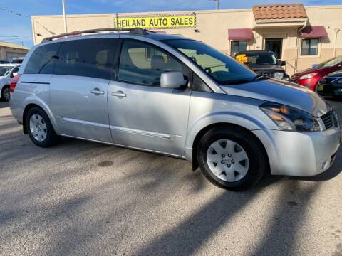 2006 Nissan Quest for sale at HEILAND AUTO SALES in Oceano CA