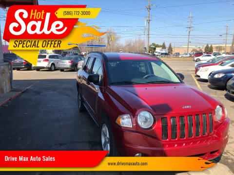2009 Jeep Compass for sale at Drive Max Auto Sales in Warren MI
