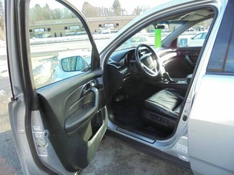 2007 Acura MDX